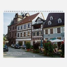 Cute Germany Wall Calendar