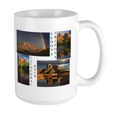 Cathedral Rock, Sedona, AZ Mug