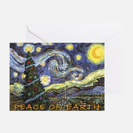 Peace on Earth Greeting Cards (Pk of 20)