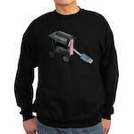 Ordering Food via Internet Sweatshirt (dark)