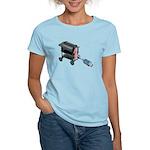 Ordering Food via Internet Women's Light T-Shirt