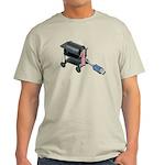 Ordering Food via Internet Light T-Shirt