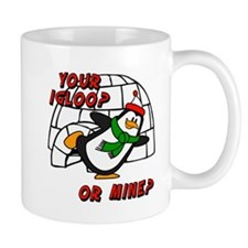 Your Igloo Or Mine? Chilly Willy Mug