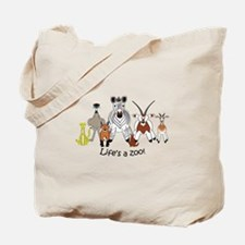 Africa Trail Tote Bag