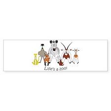 Africa Trail Bumper Sticker