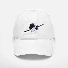 New Year Snow Globe Top Hat Baseball Baseball Cap