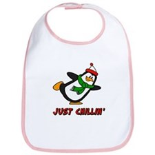 Just Chillin' Chilly Willy Bib