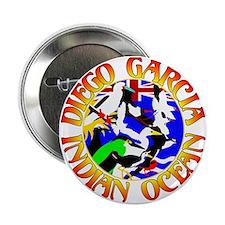 """Diego Garcia Birds 2.25"""" Button"""