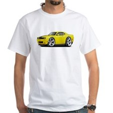 Challenger SRT8 Yellow Car Shirt