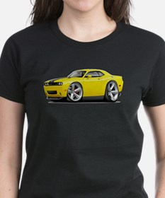 Challenger SRT8 Yellow Car Tee