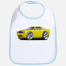 Challenger SRT8 Yellow Car Bib
