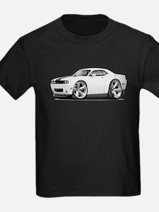Challenger SRT8 White Car T
