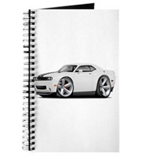 Challenger SRT8 White Car Journal
