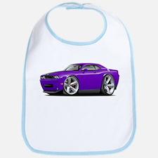 Challenger SRT8 Purple Car Bib