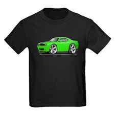 Challenger SRT8 Green Car T