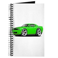 Challenger SRT8 Green Car Journal