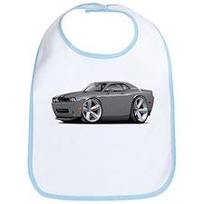 Challenger SRT8 Grey Car Bib