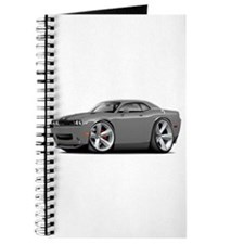 Challenger SRT8 Grey Car Journal