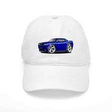 Challenger SRT8 Dk Blue Car Baseball Baseball Cap