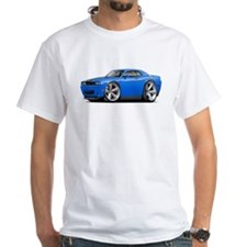 Challenger SRT8 B5 Blue Car Shirt