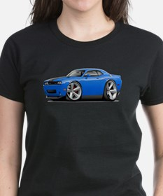 Challenger SRT8 B5 Blue Car Tee