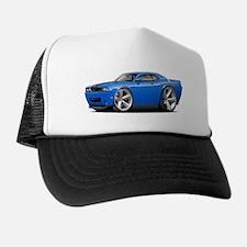 Challenger SRT8 B5 Blue Car Trucker Hat