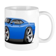 Challenger SRT8 B5 Blue Car Mug
