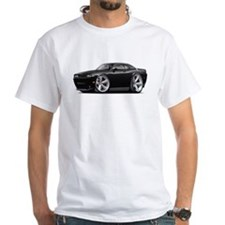Challenger SRT8 Black Car Shirt