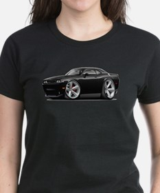Challenger SRT8 Black Car Tee
