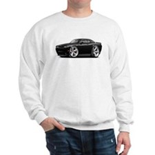 Challenger SRT8 Black Car Sweatshirt