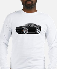 Challenger SRT8 Black Car Long Sleeve T-Shirt