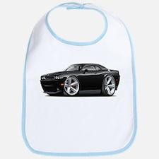 Challenger SRT8 Black Car Bib