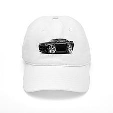 Challenger SRT8 Black Car Baseball Baseball Cap