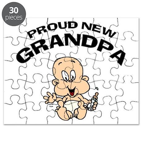 Proud New Grandpa Puzzle