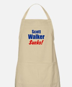 Scott Walker Sucks Apron