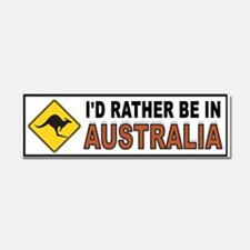 Unique Perth Car Magnet 10 x 3