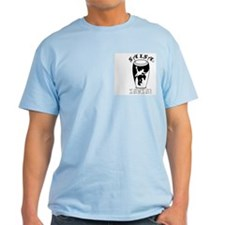 Salsa Sensei On1 Ash Grey T-Shirt