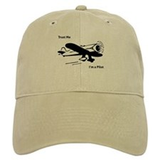 Airplaines and Pilots Baseball Cap