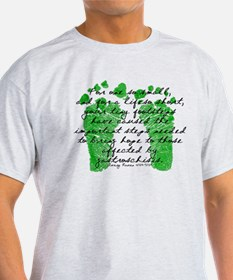 Tiny Footsteps that started i T-Shirt