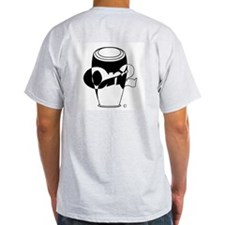 Mambo Sensei On2 Ash Grey T-Shirt