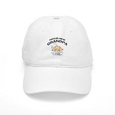 Funny Proud New Grandpa T-Shirts Baseball Cap