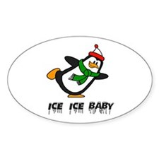 Chilly Willy Ice Ice Baby Decal
