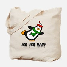 Chilly Willy Ice Ice Baby Tote Bag