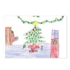 Merry Christmas from Josh Postcards (Package of 8)