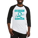 Ovarian Cancer Awareness Baseball Jersey