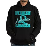Ovarian Cancer Awareness Hoodie (dark)