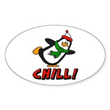 Chilly Willy Chill! Decal