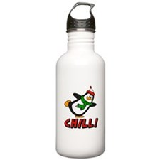 Chilly Willy Chill! Water Bottle