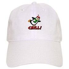 Chilly Willy Chill! Baseball Baseball Cap