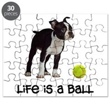 Boston Terrier Life Puzzle
